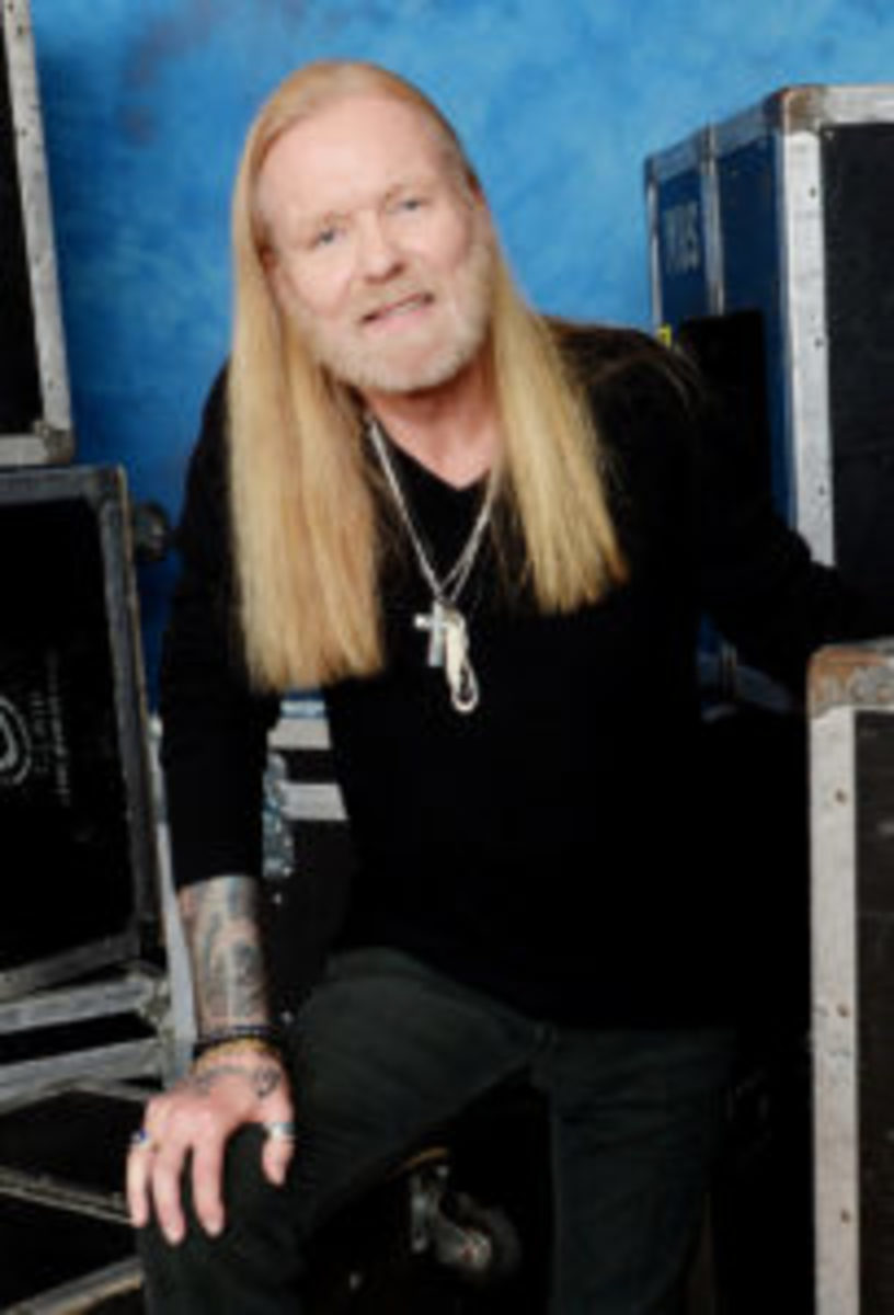Gregg Allman. Photo by Rick Diamond/GABB14/Getty Images for Blackbird Productions.