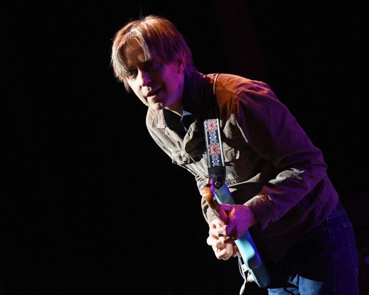 Eric Johnson live. (Photo by Chris McKay/Getty Images)