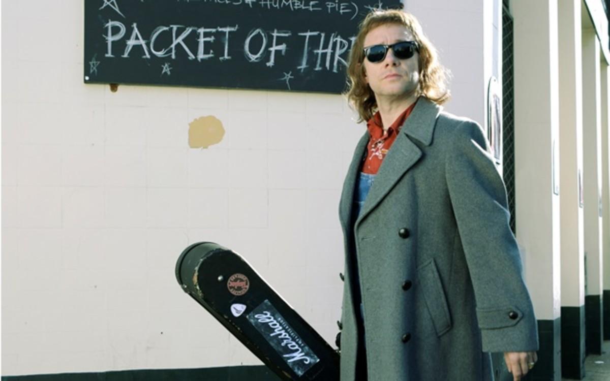 Martin Freeman stars as legendary rock vocalist Steve Marriott in the poignant short film Midnight Of My Life.