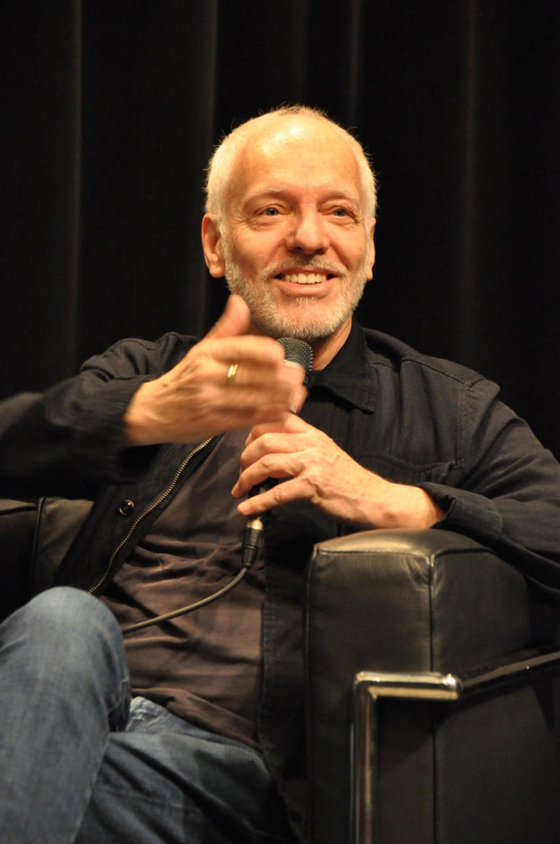 Press Conference with Peter Frampton on July 4, 2019 - Salle Stevie-Wonder, Maison du Festival, Montréal - Photo by Alisa B. Cherry.