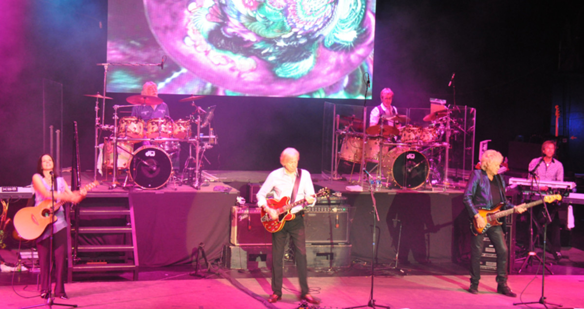 The Moody Blues rock their own themed cruise.(All photos by Alisa B. Cherry)