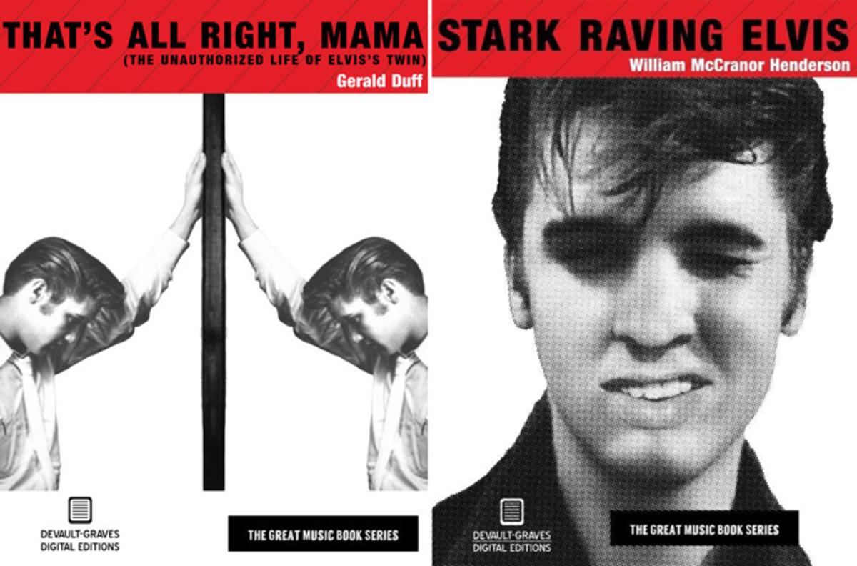 Elvis-fiction