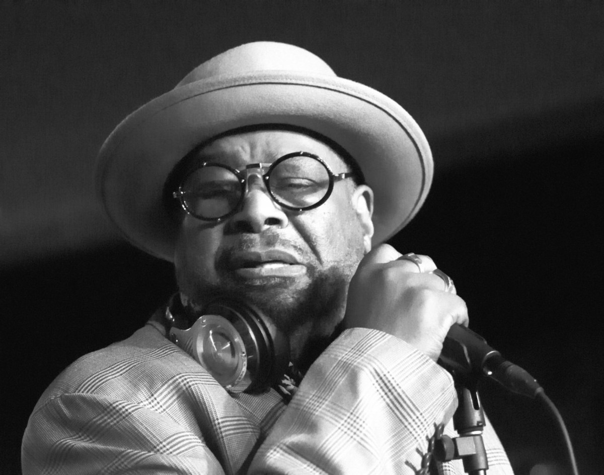 George Clinton (Photo by Chris M. Junior)