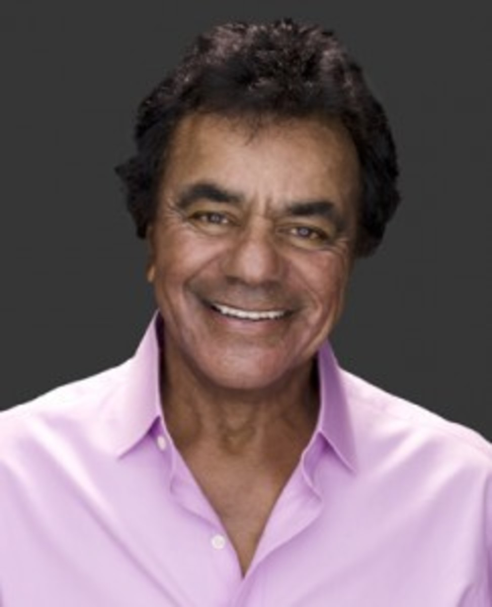 Johnny Mathis. Courtesy of Sony Music