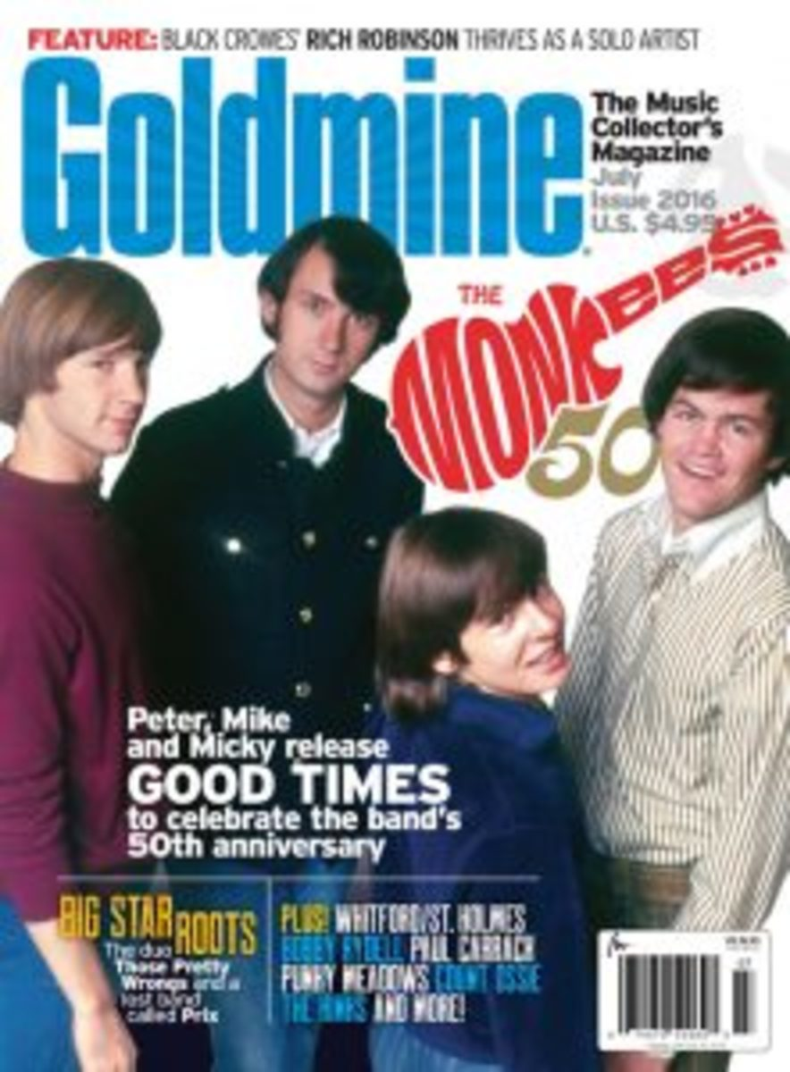"This article ran in The Monkees ""special issue,"" July 2016."