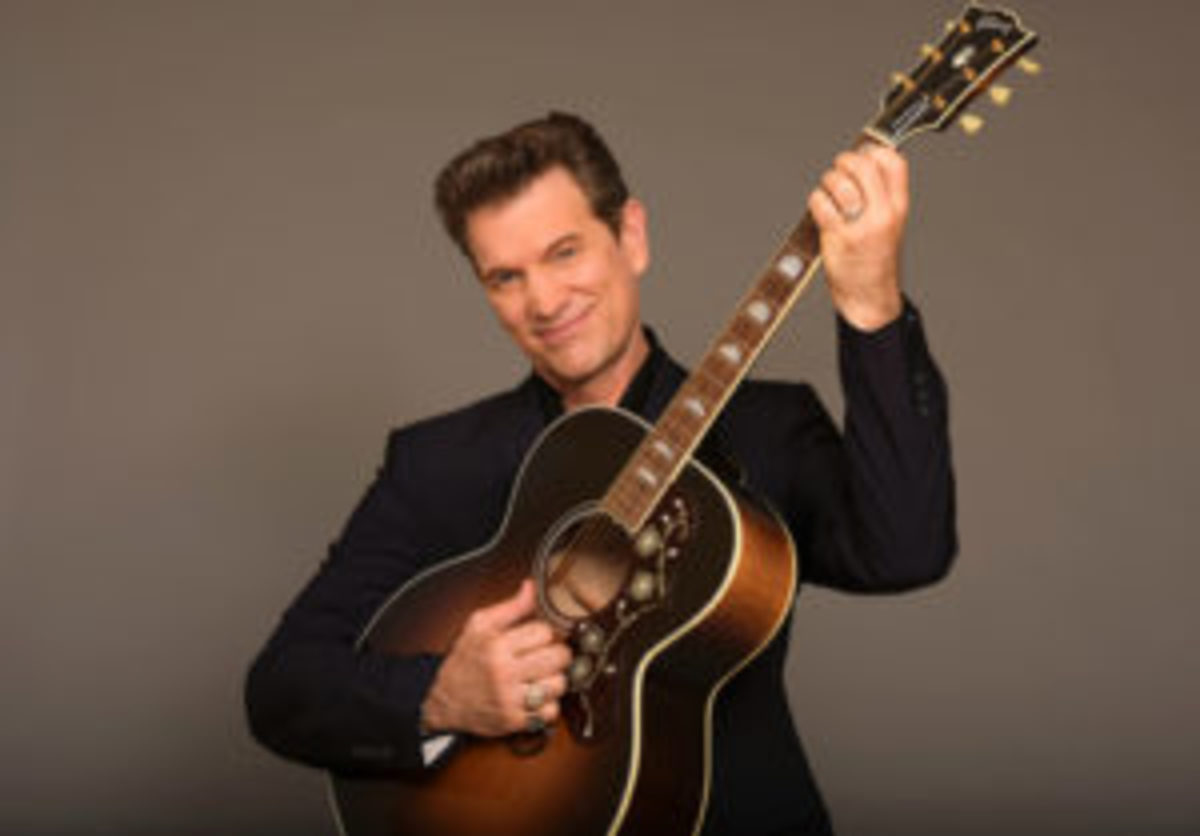 Chris Isaak. Photo by Andrew Macpherson.