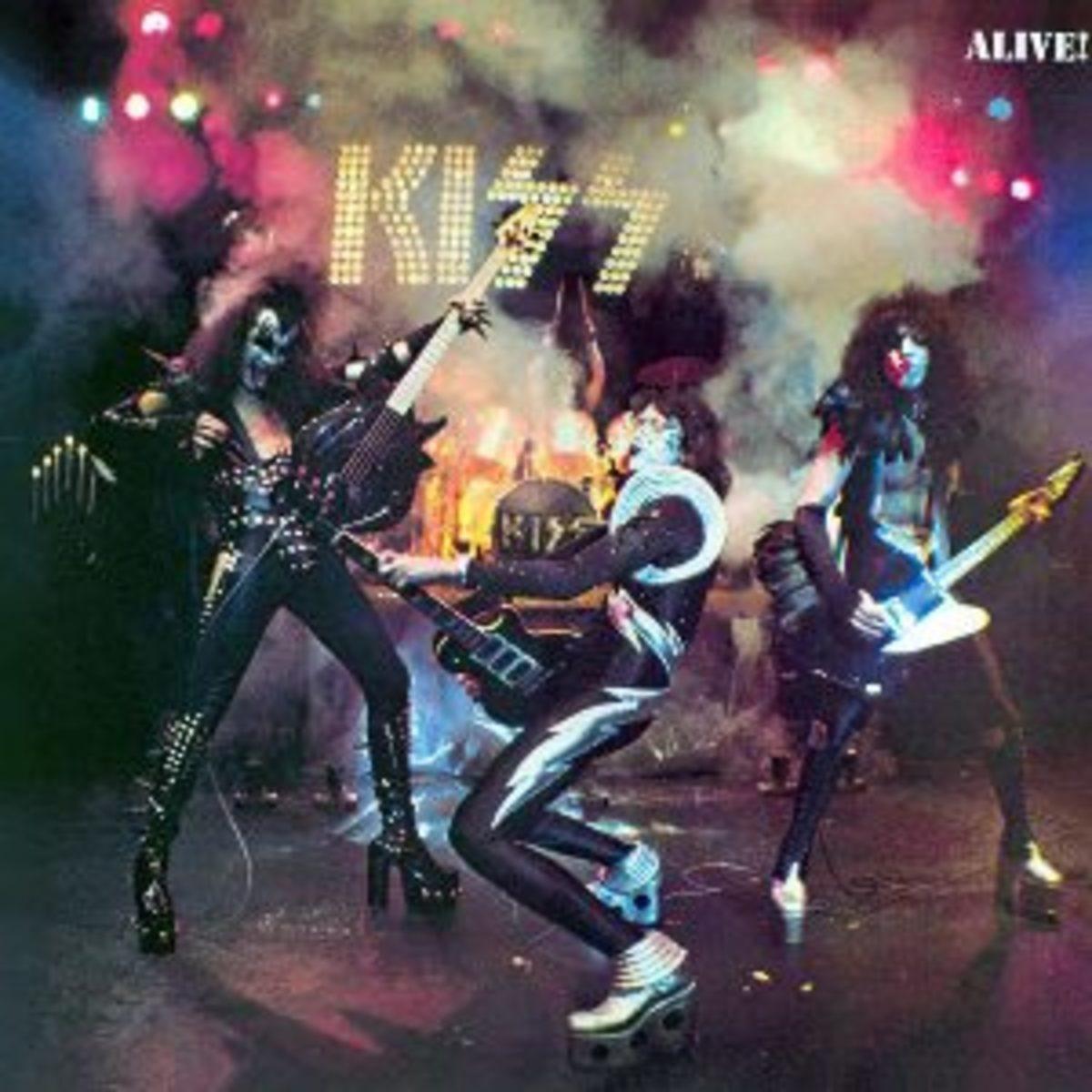 Kiss-Alive