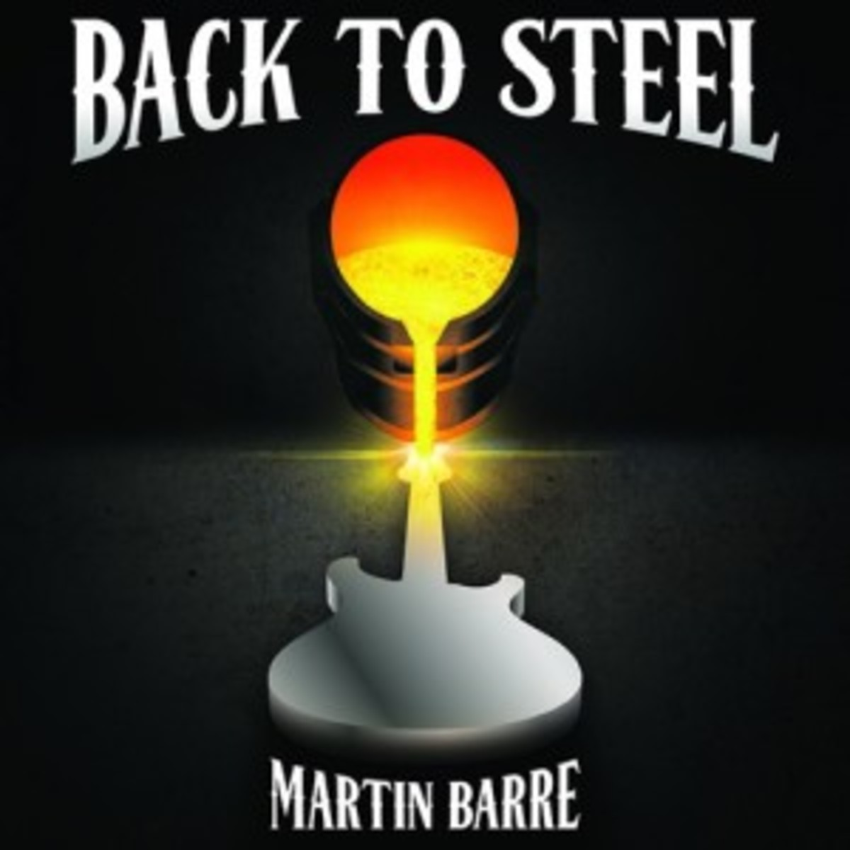 back to steel cover by martin barre band