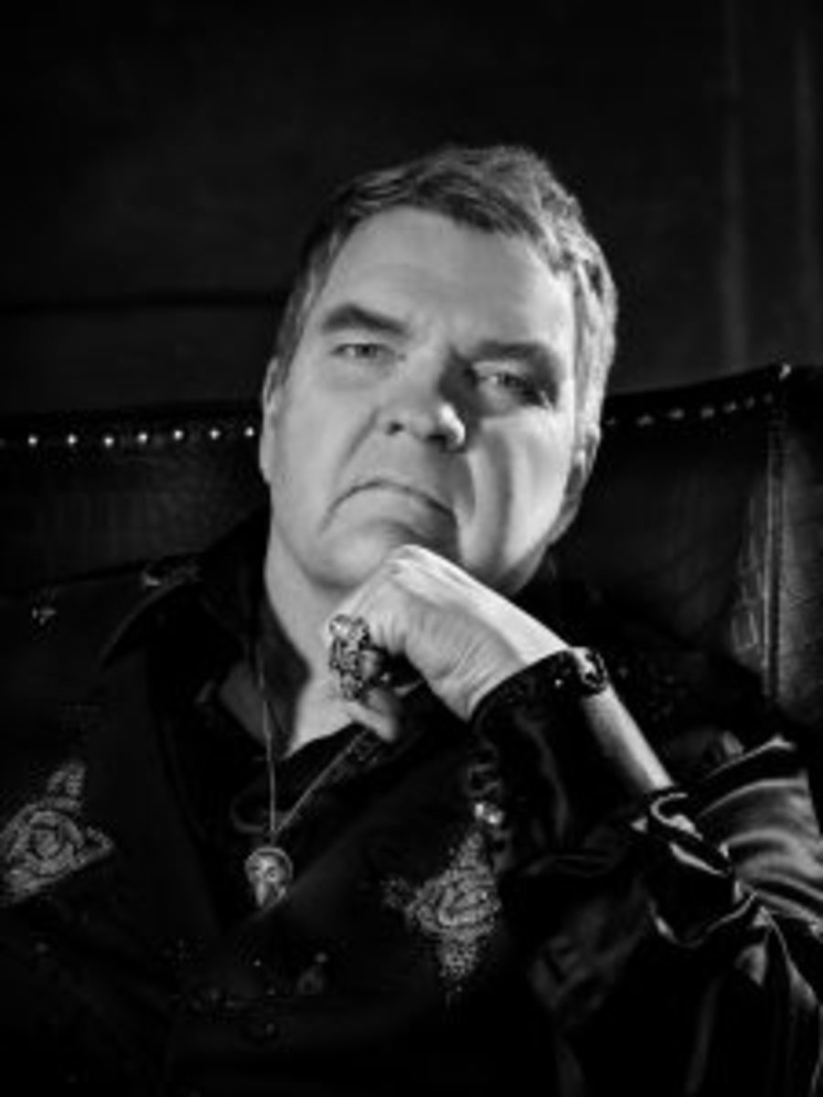 Meat Loaf. Photo by Martin Hausler