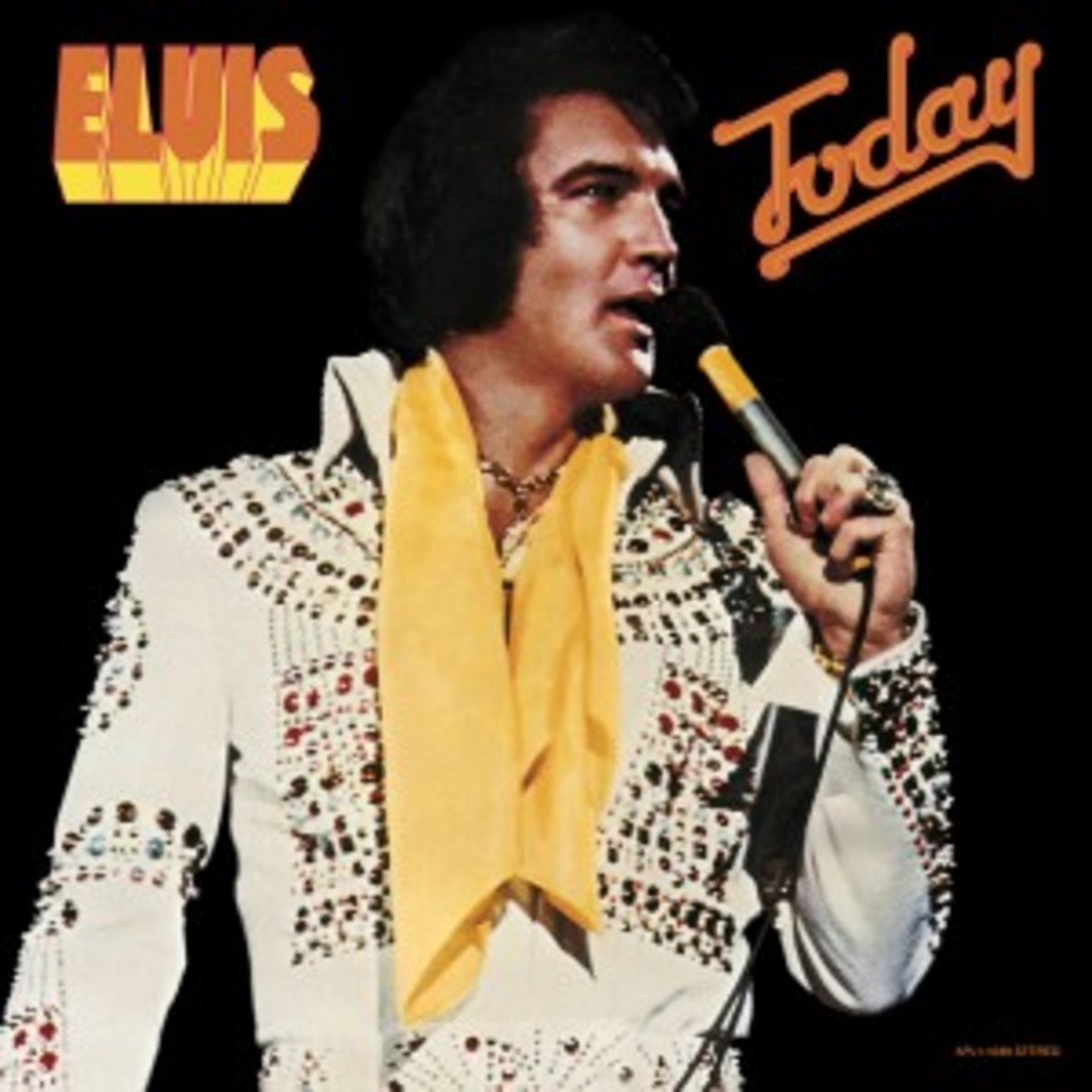 Elvis - TODAY_Cover