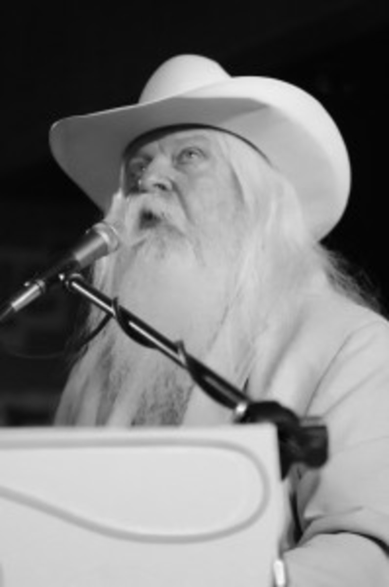 Leon Russell (Photo by Chris M. Junior)