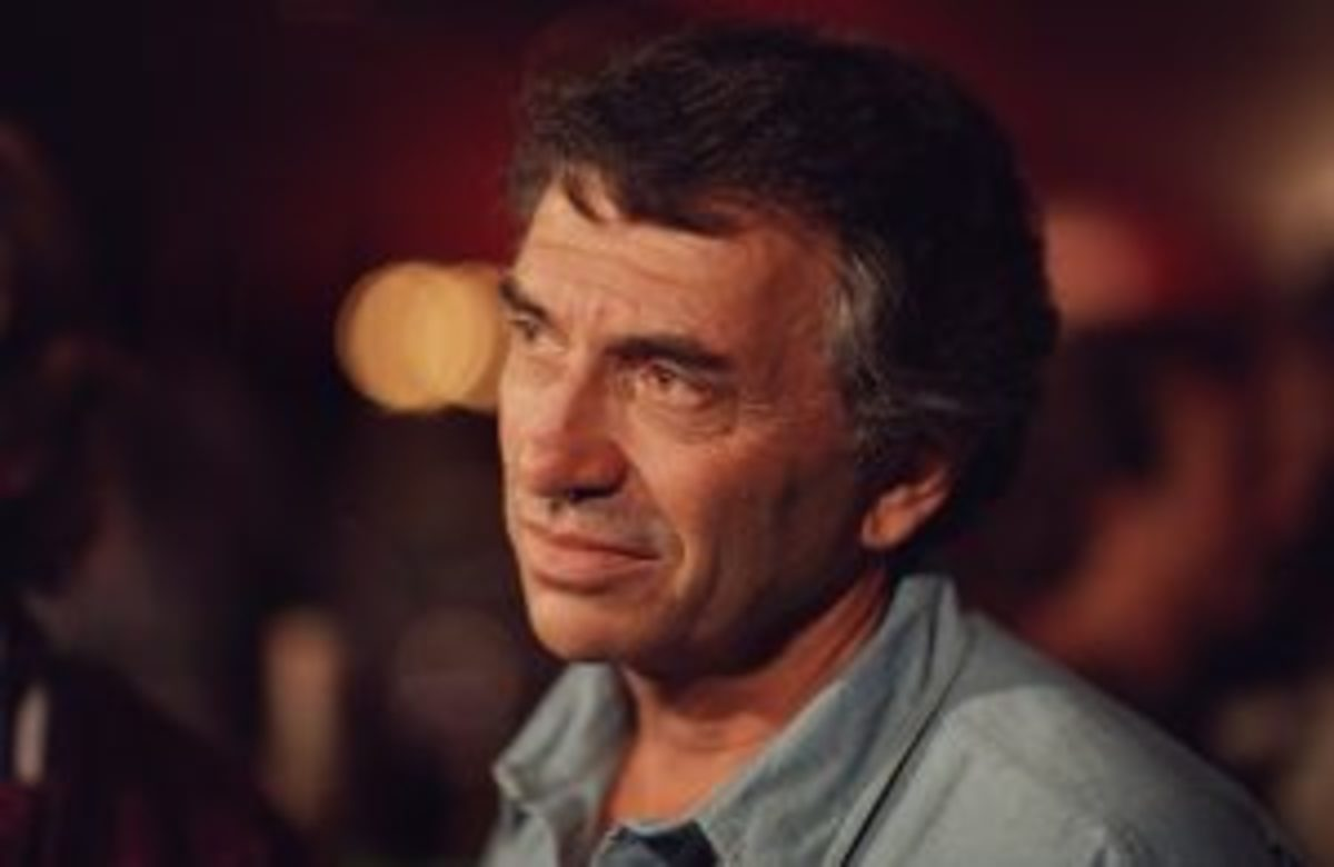 Bill Graham (Photo courtesy of the National Museum of American Jewish History)