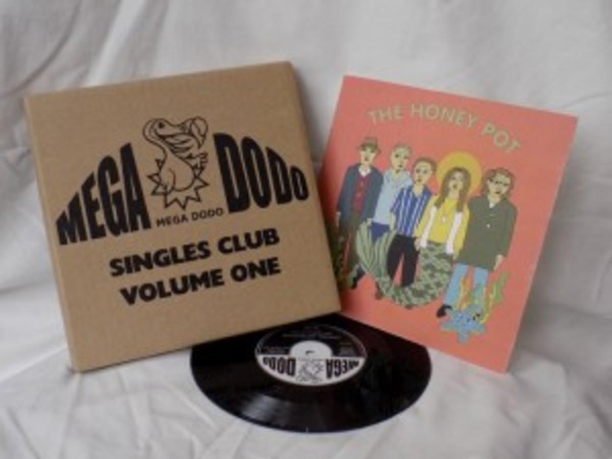 "The Honey Pot's ""Lisa Dreams,"" the maiden release from Mega Dodo's singles club"