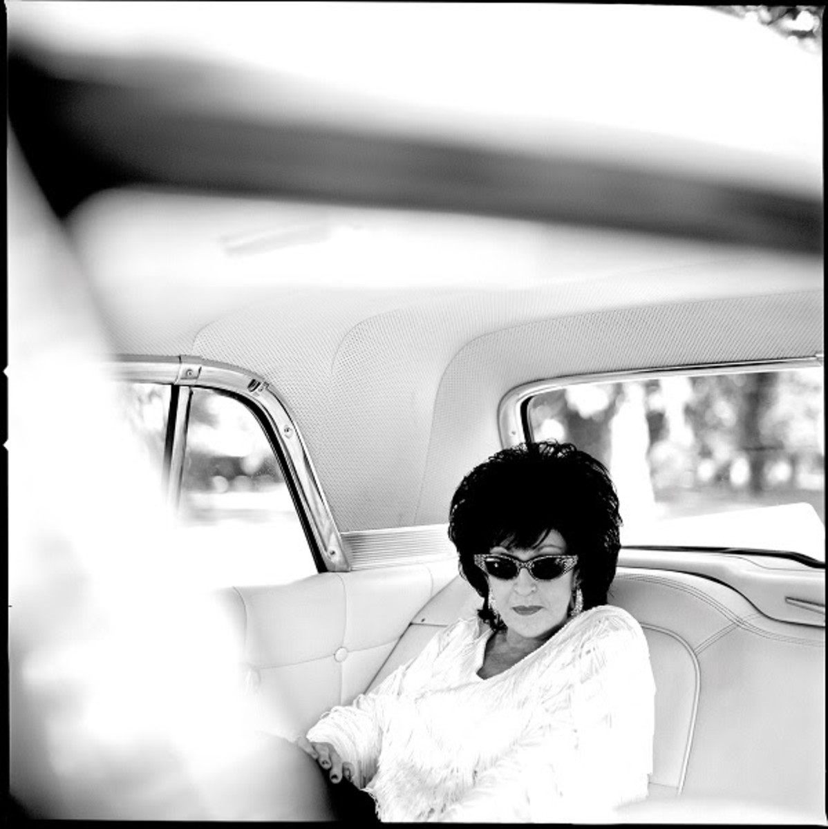 Wanda Jackson 2017. Photo by Jeff Fasano