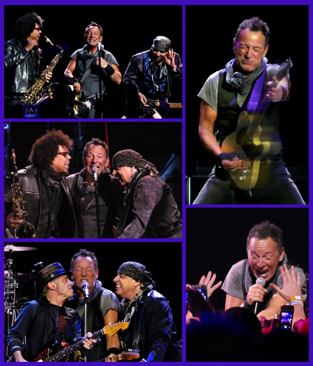 Bruce Baltimore collage