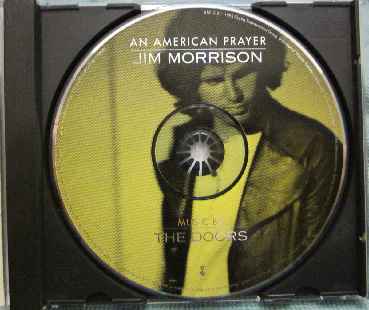 "Are CD mispressings, like the Jim Morrison ""An American Prayer"" (above), any different than vinyl mispressings as far as value?"