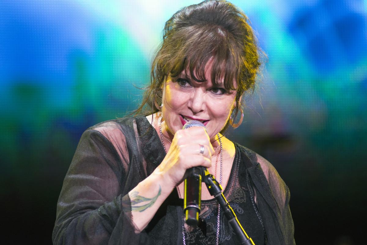 Heart singer Ann Wilson (Photo by Chris M. Junior)