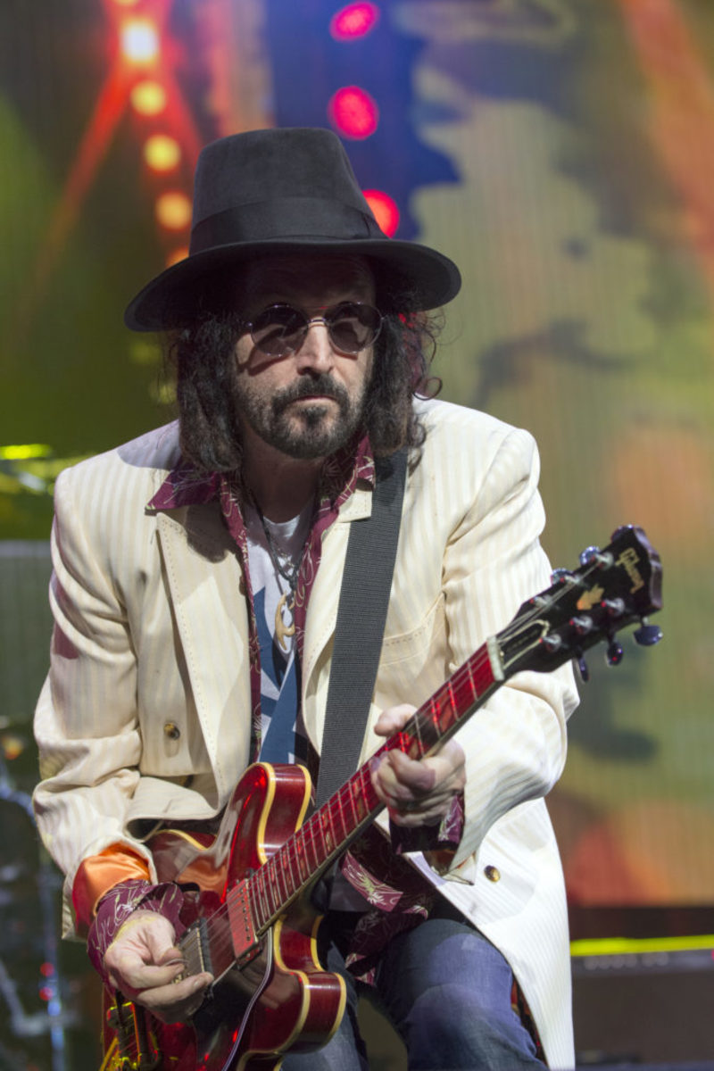 Mike Campbell (Photo by Chris M. Junior)