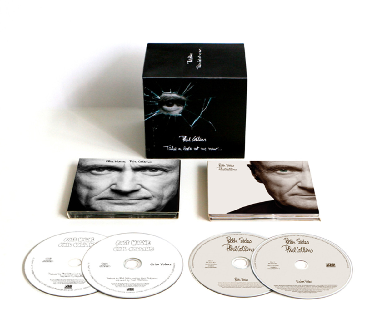Phil Collins - CD Boxset