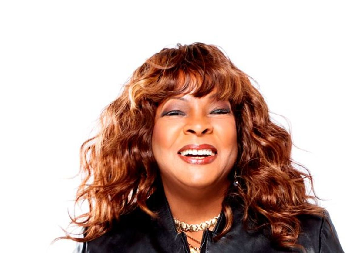 Martha Reeves (pictured above) and the Vandellas delivered a terrific performance to a very enthusiastic audience at B.B. King's in New York City on Friday, February 12th. (Photo by Jenny Risher)
