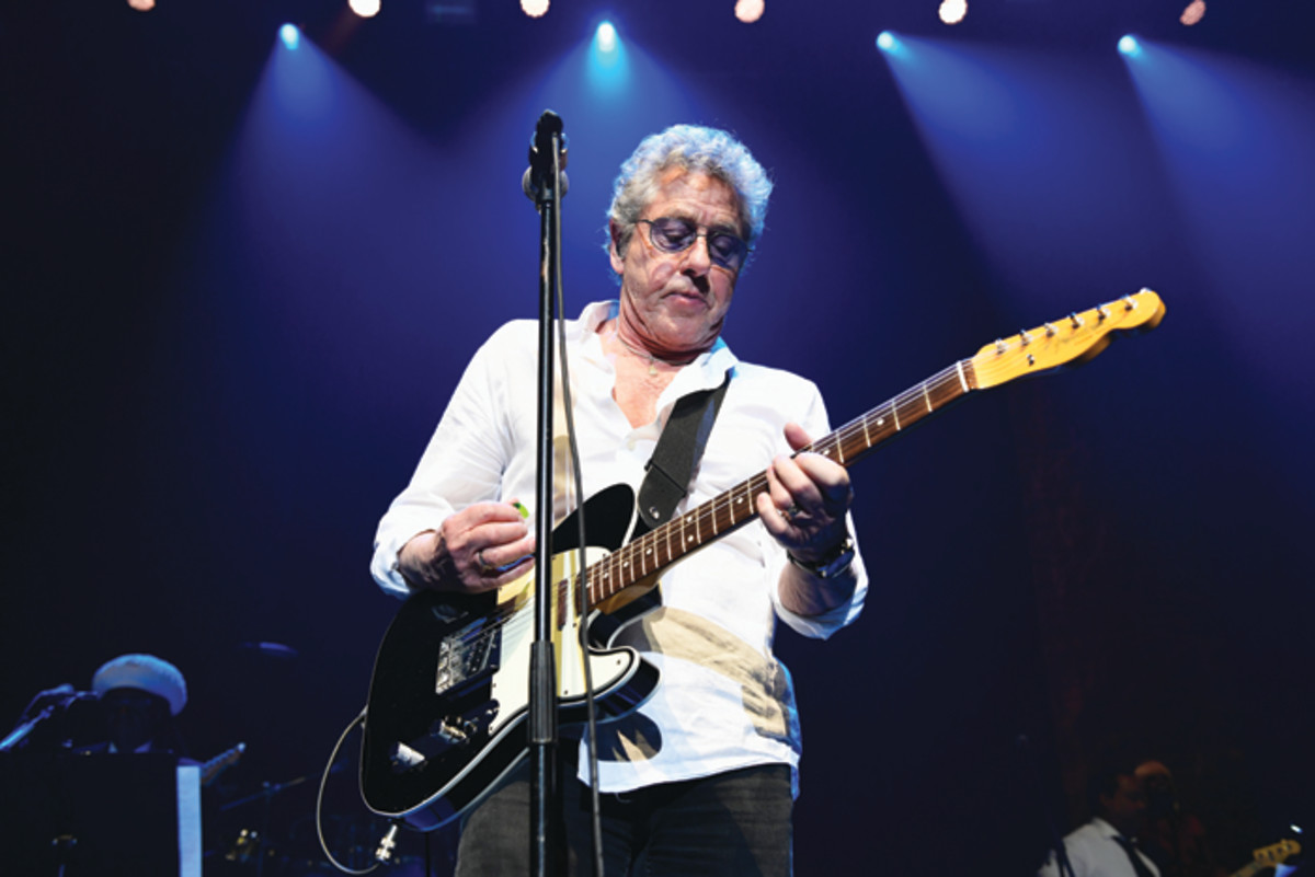 Roger Daltrey performs during the 2018 We Are Family Foundation Celebration Gala at Hammerstein Ballroom on April 27, 2018 in New York City. (Photo by Shahar Azran/WireImage)