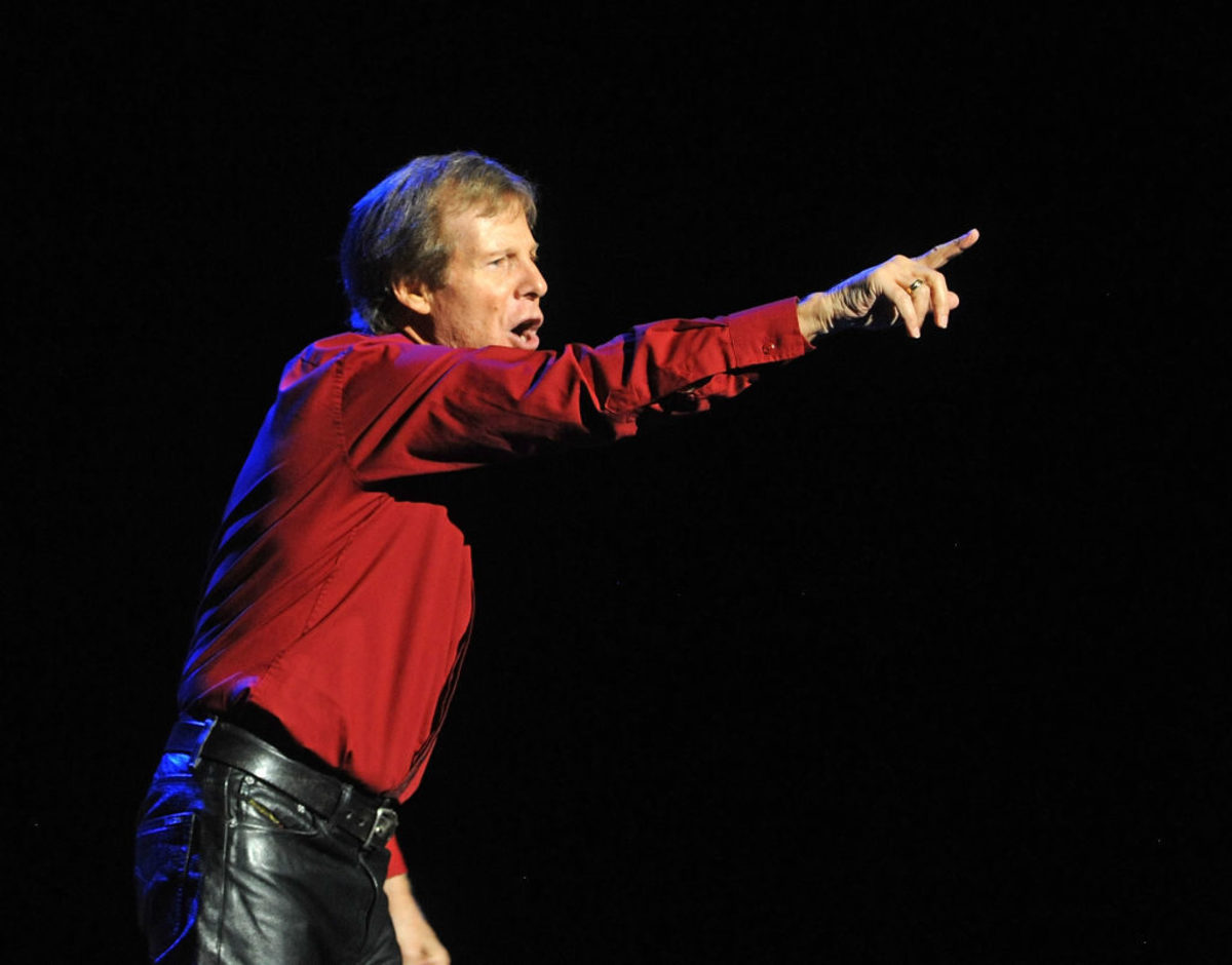 NEW BRUNSWICK, NJ - JUNE 14: Musician/singer Ron Dante of The Archies performs with The Happy Together Tour at State Theater on June 14, 2017 in New Brunswick, New Jersey. (Photo by Bobby Bank/Getty Images)
