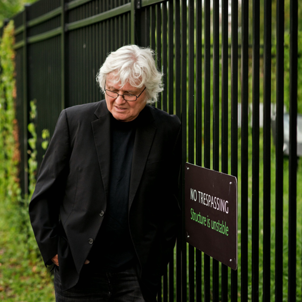 Chip Taylor. Photo by Ambrose Blaine