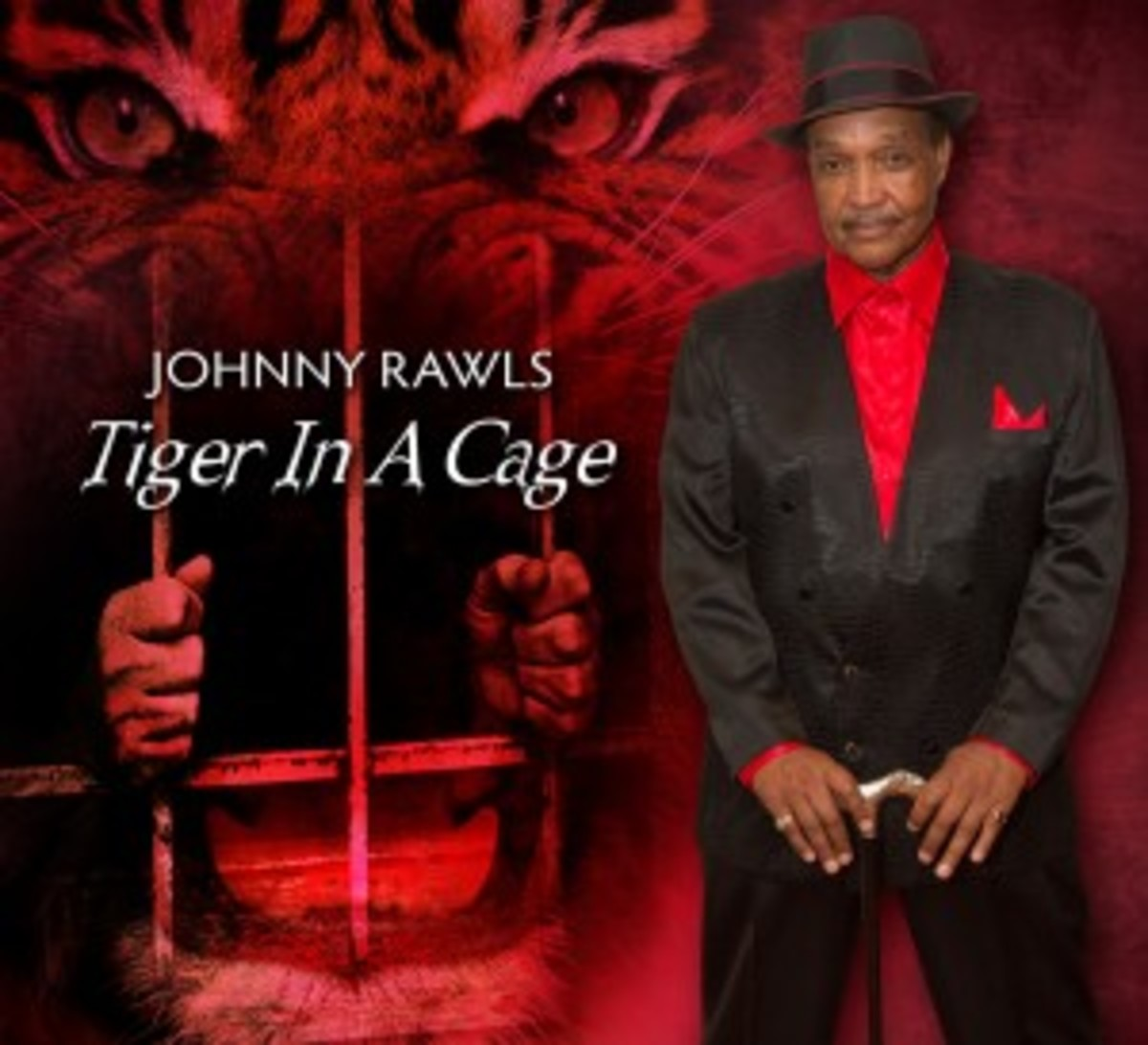Tiger in a Cage Hi-Res Cover