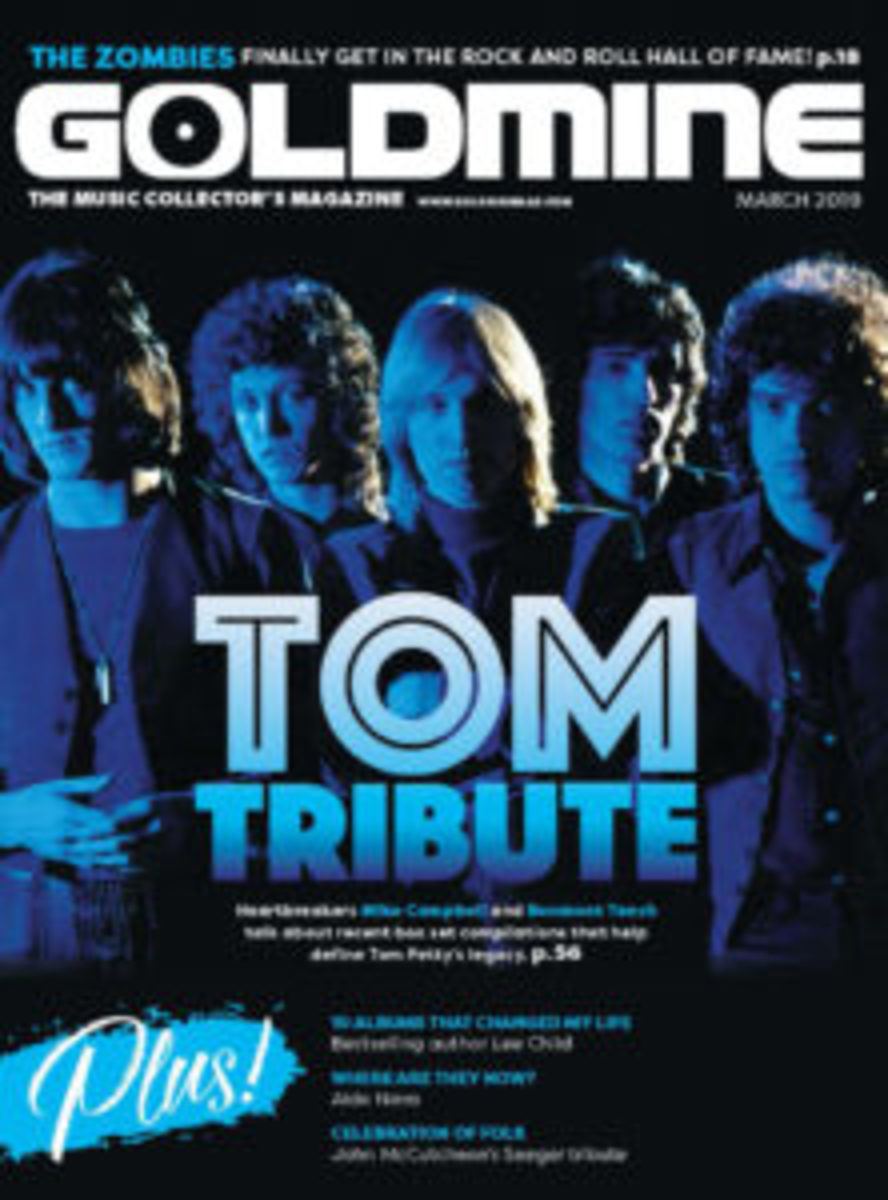 For the full article, with reviews, Tom Petty list and discography, get the digital download of the issue by clicking the cover image above.