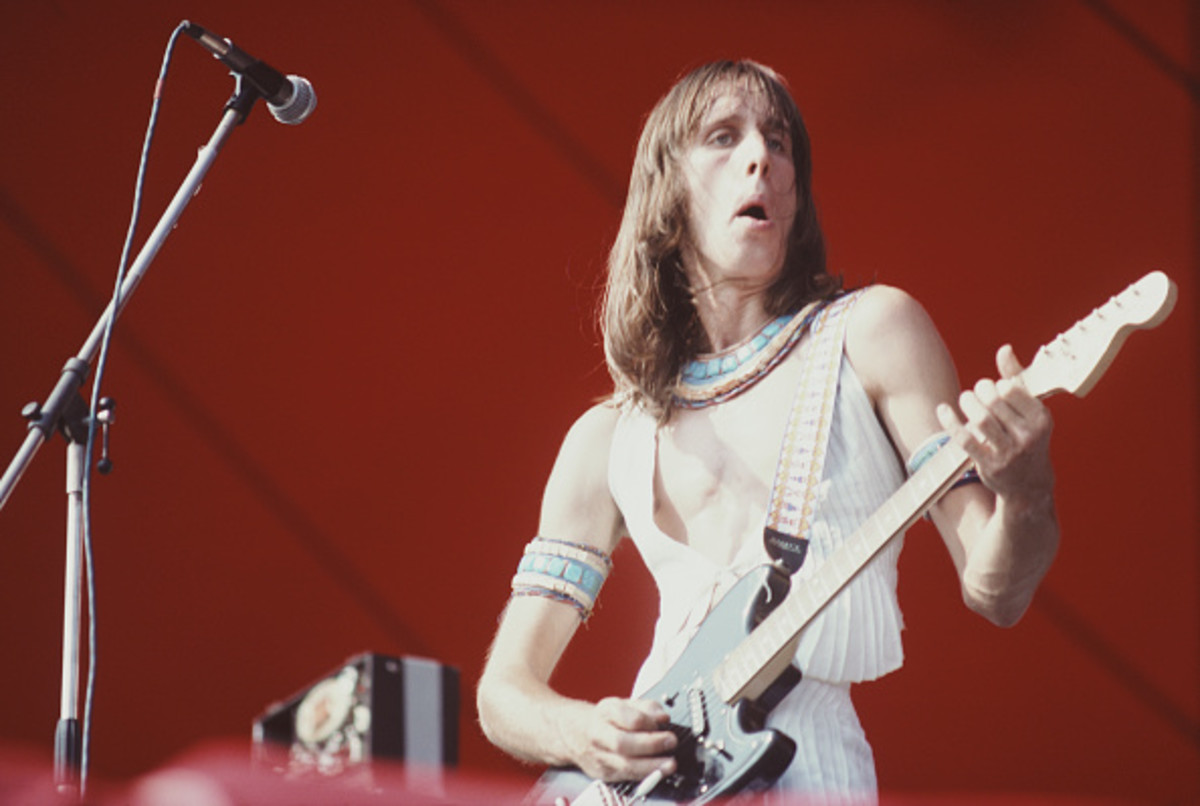 Rundgren in the '70s. Photo by Michael Putland/Getty Images.