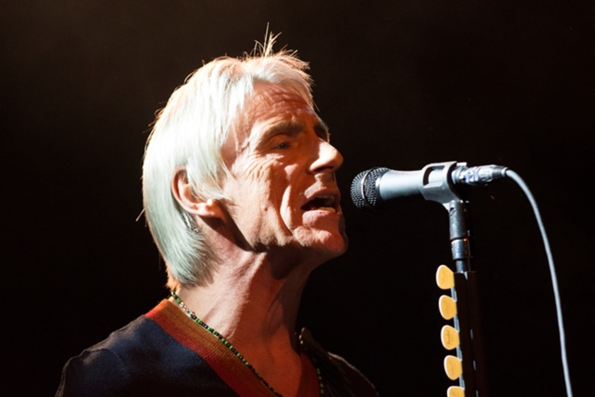 """Paul Weller is undertaking a comprehensive tour of North America this month in support of his latest album, which is titled """"A Kind Revolution."""" (Photo by Chris M. Junior)"""