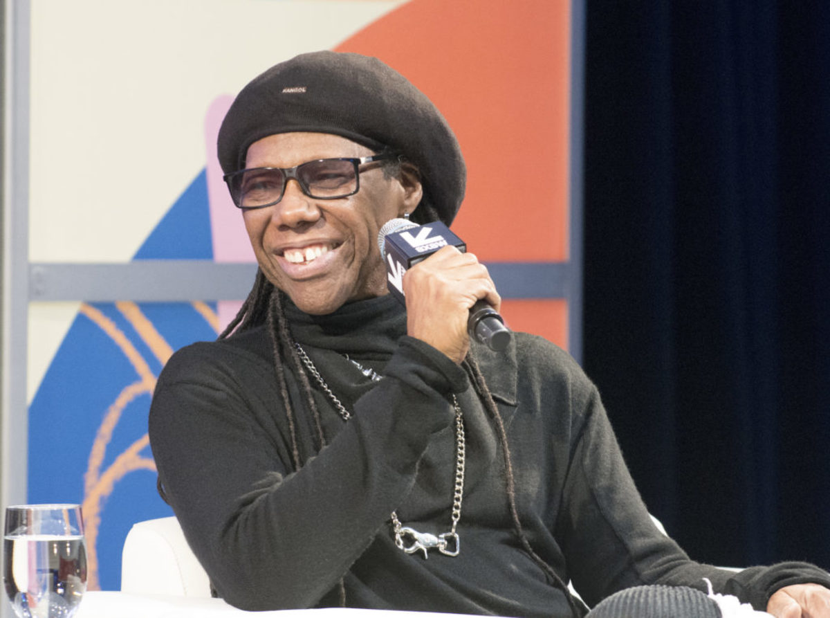 Nile Rodgers (Photo by Chris M. Junior)