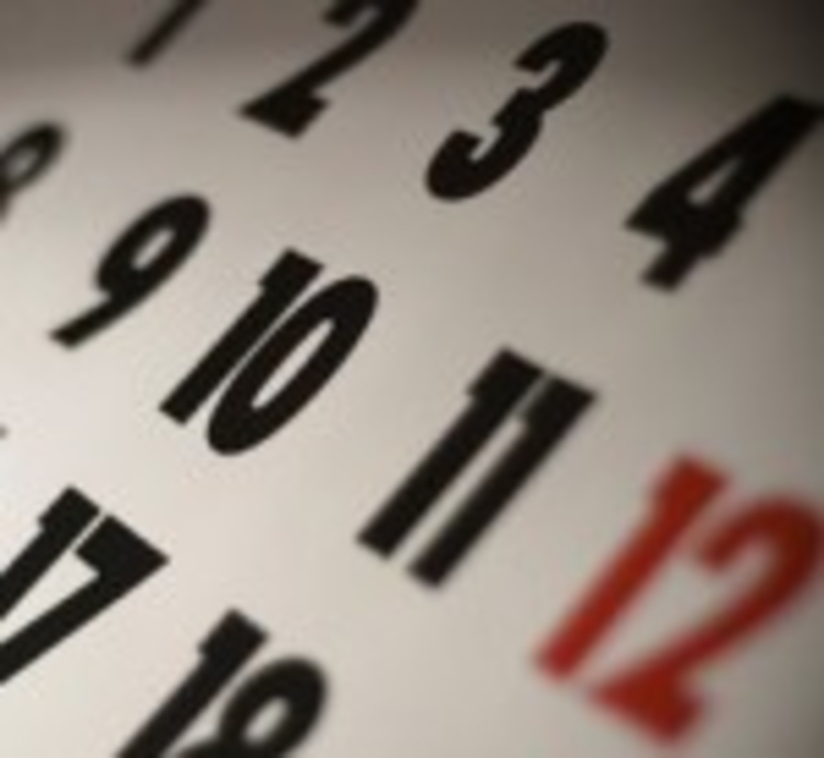 Record Show Calendar