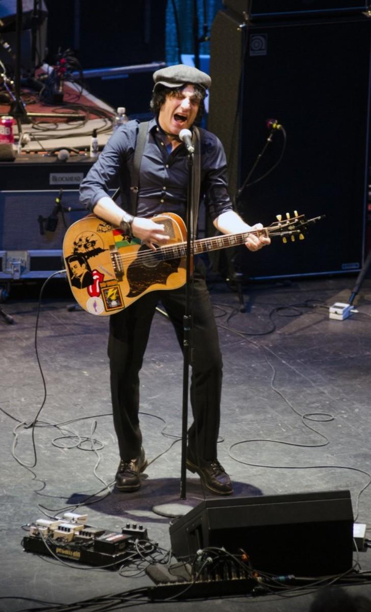Jesse Malin (Photo by Chris M. Junior)