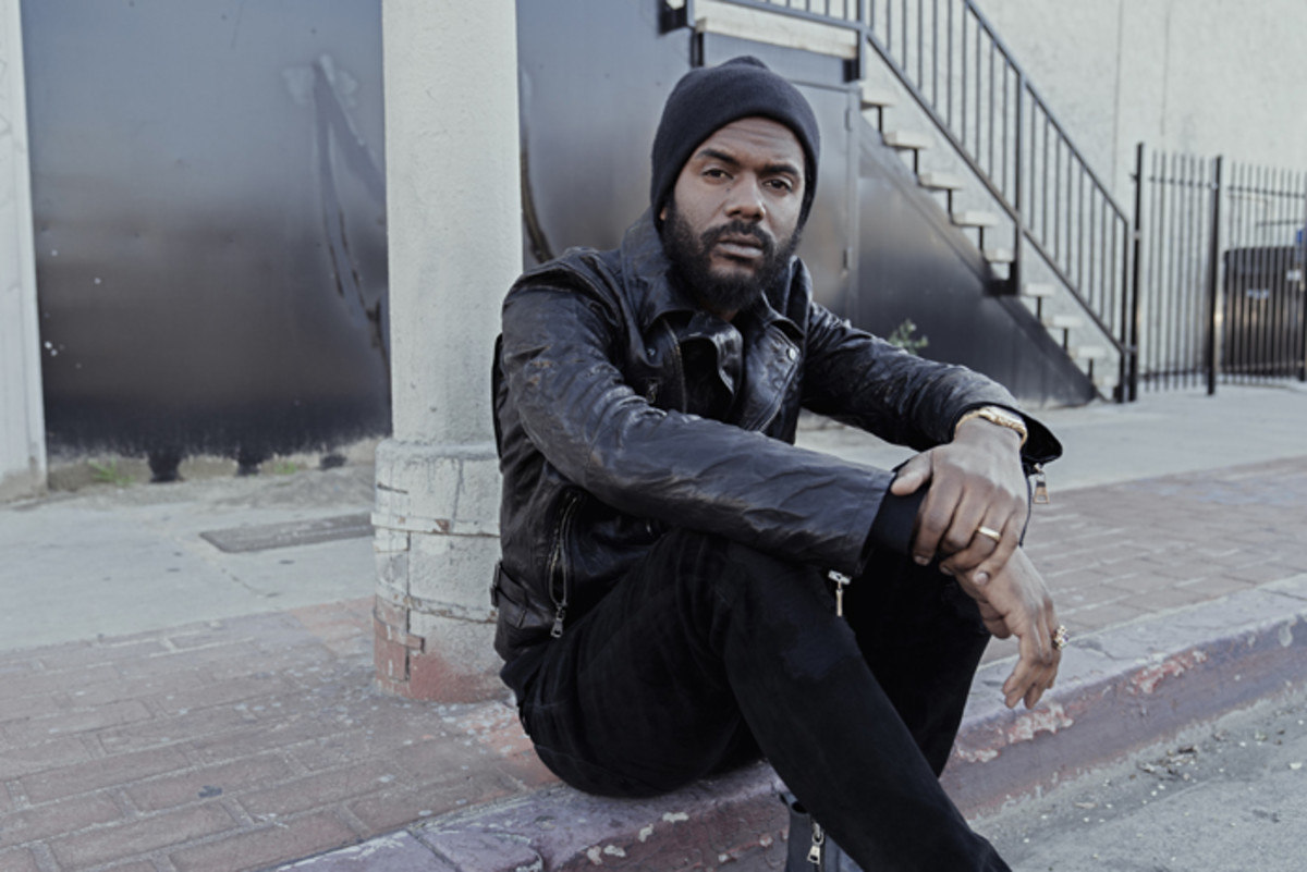 Gary Clark Jr. performed a fantastic show at the third of three consecutive sold-out concerts at NYC's Beacon Theatre on Saturday, March 23rd. (Photo by Frank Maddocks)