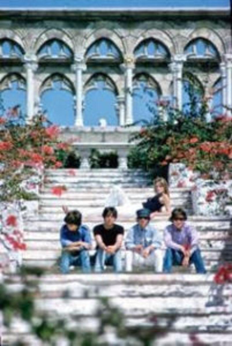 Henry Grossman, The Beatles, Nassau, 1965, large-scale giclée. Est. $20,000-$25,000. Courtesy of Paddle8.