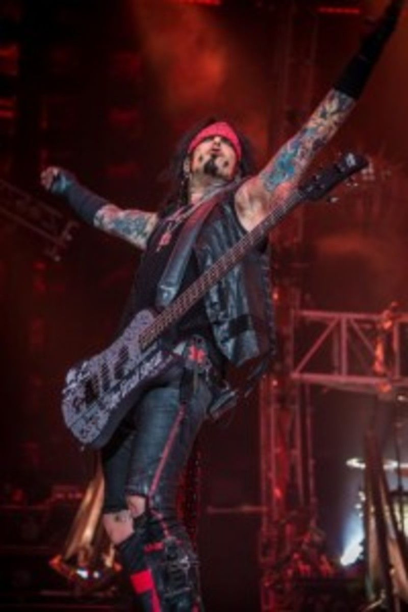 Nikki Sixx was the easiest member to connect with, according to director Jeff Tremaine. (Photo by Dustin Jack)
