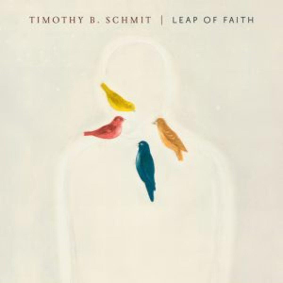 TBS Leap Of Faith Album Cover