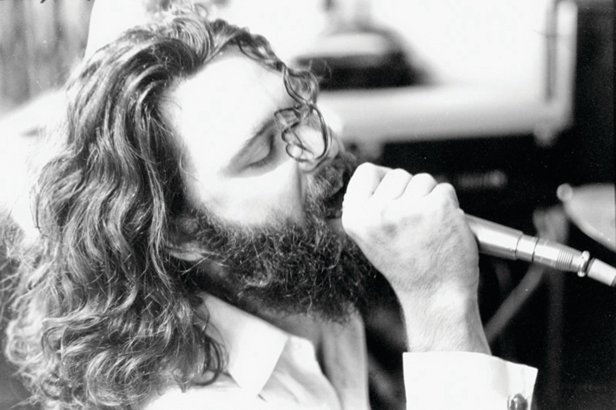 Jim Morrison. Photo by Estate of Edmund Teske/Michael Ochs Archives/Getty Images.