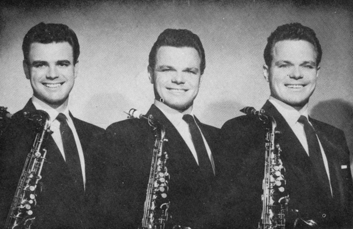 Al, Richard, and Bob Dix