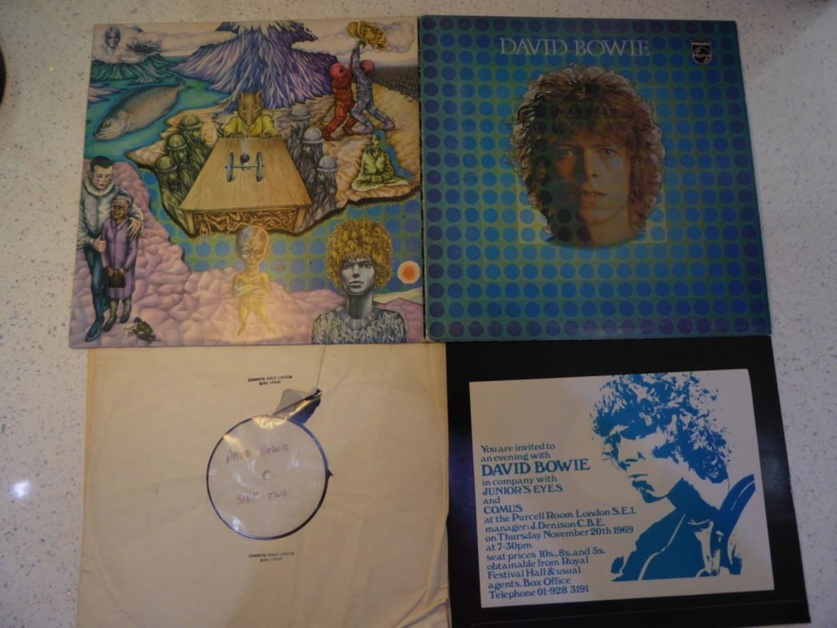 Bowie Records Are Tops On Ebay In April 2016 Goldmine Magazine Record Collector Music Memorabilia