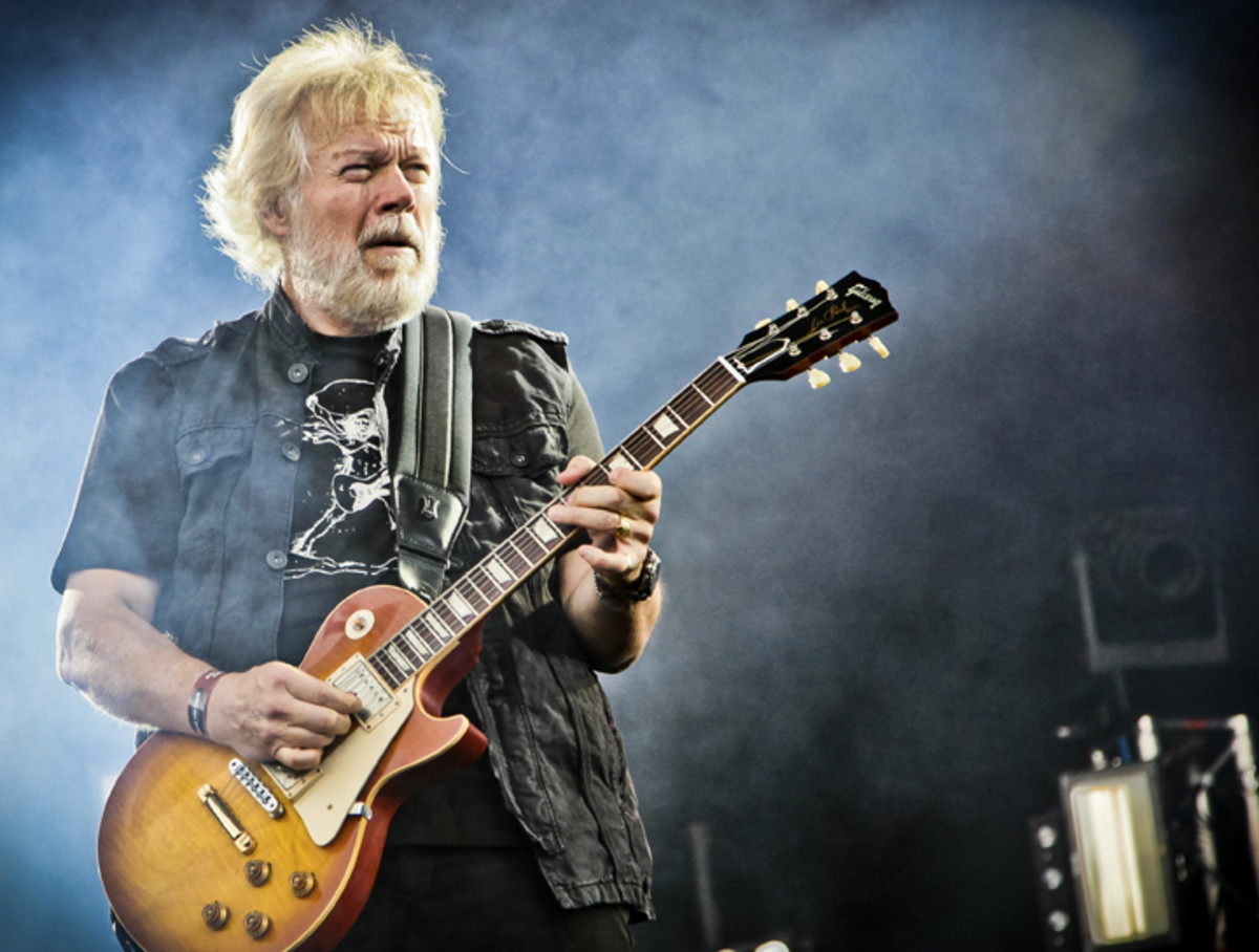 Randy Bachman live. Photo by Christie Goodwin/Courtesy of publicity.