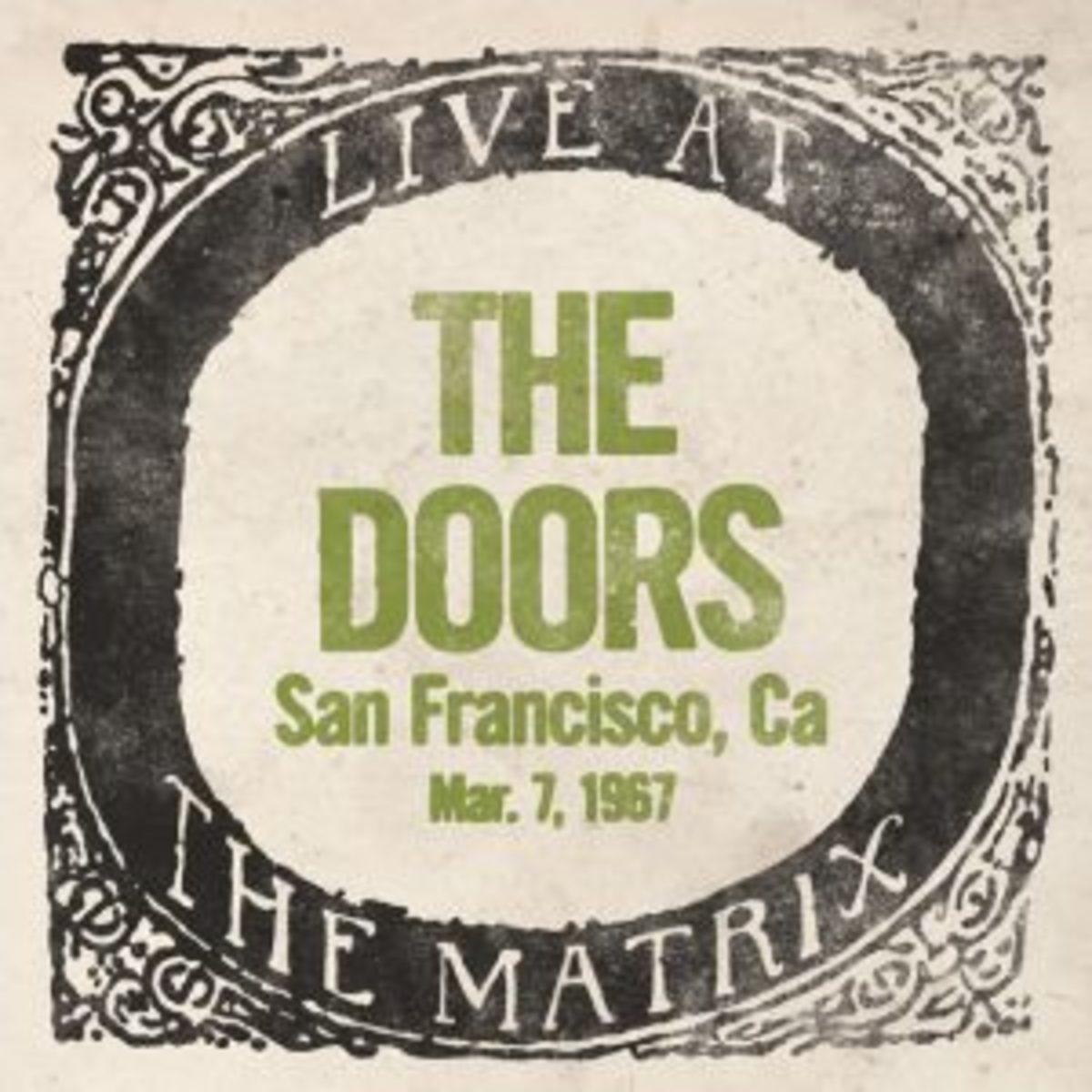 Doors Matrix RSD cover