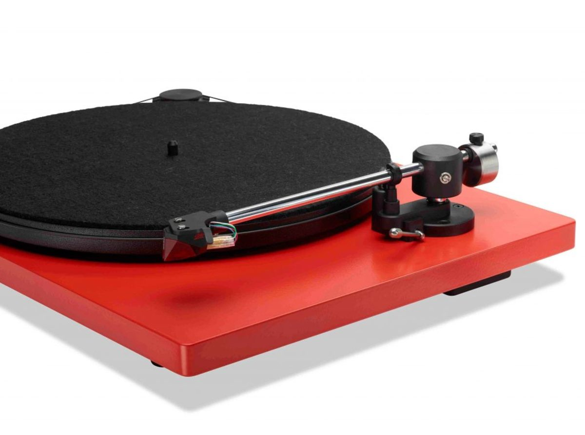 U-Turn Audio's Orbit turntable