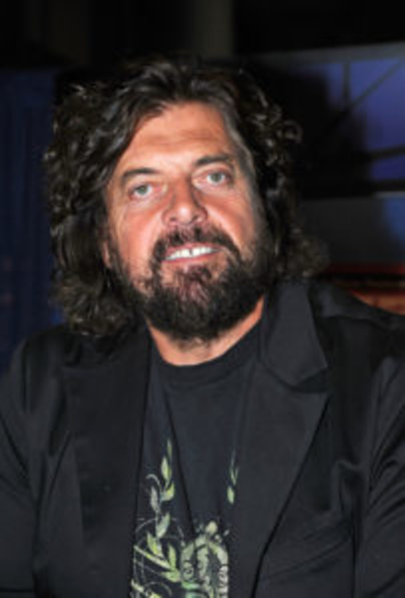 Record producer Alan Parsons attends the 131st Audio Engineering Society Convention at Jacob Javits Center on October 21, 2011 in New York City. (Photo by Bobby Bank/WireImage)