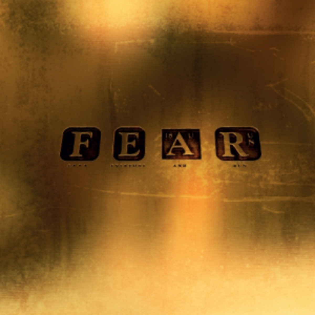 FEAR cover