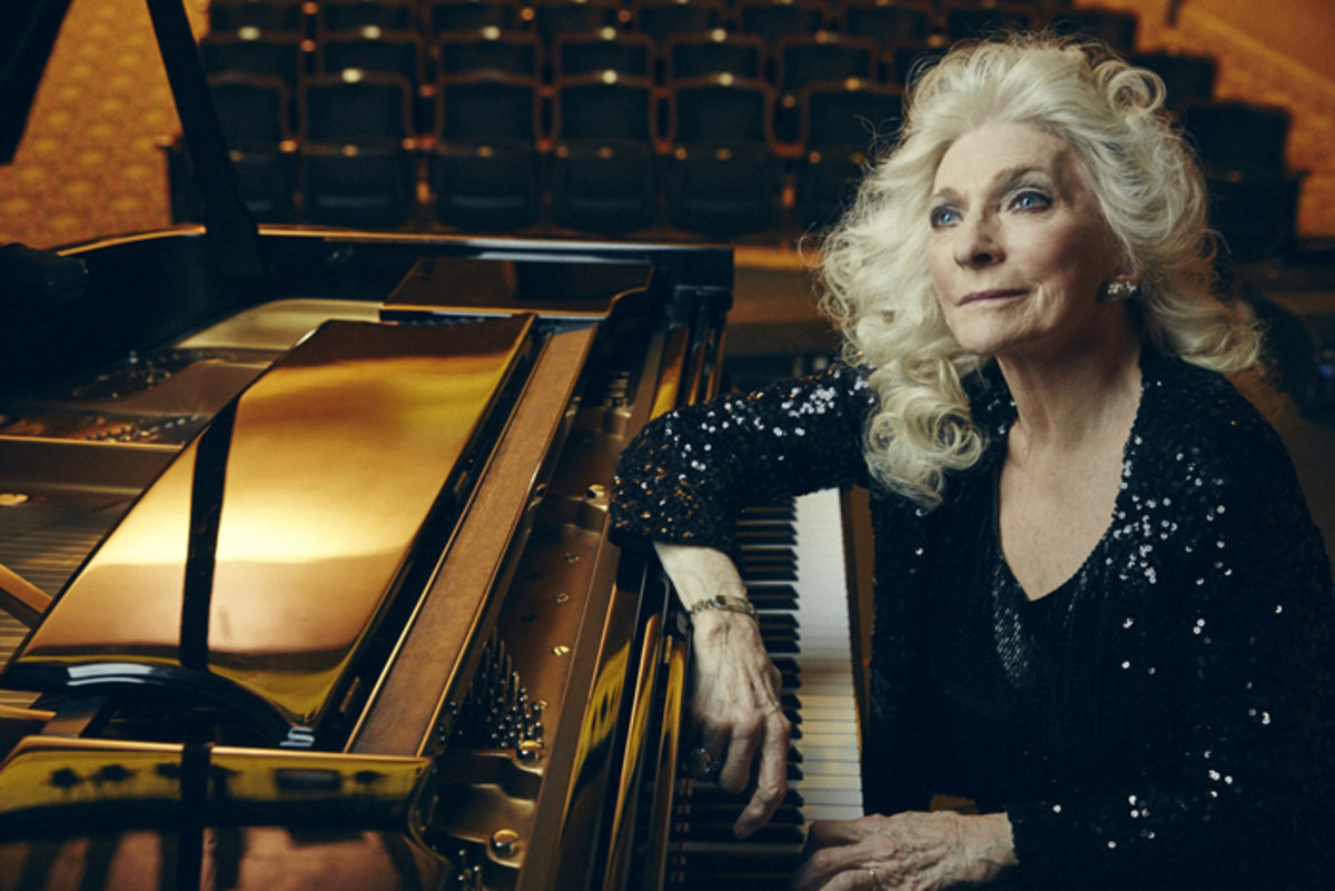 Publicity photo of Judy Collins. Courtesy of Judy Collins