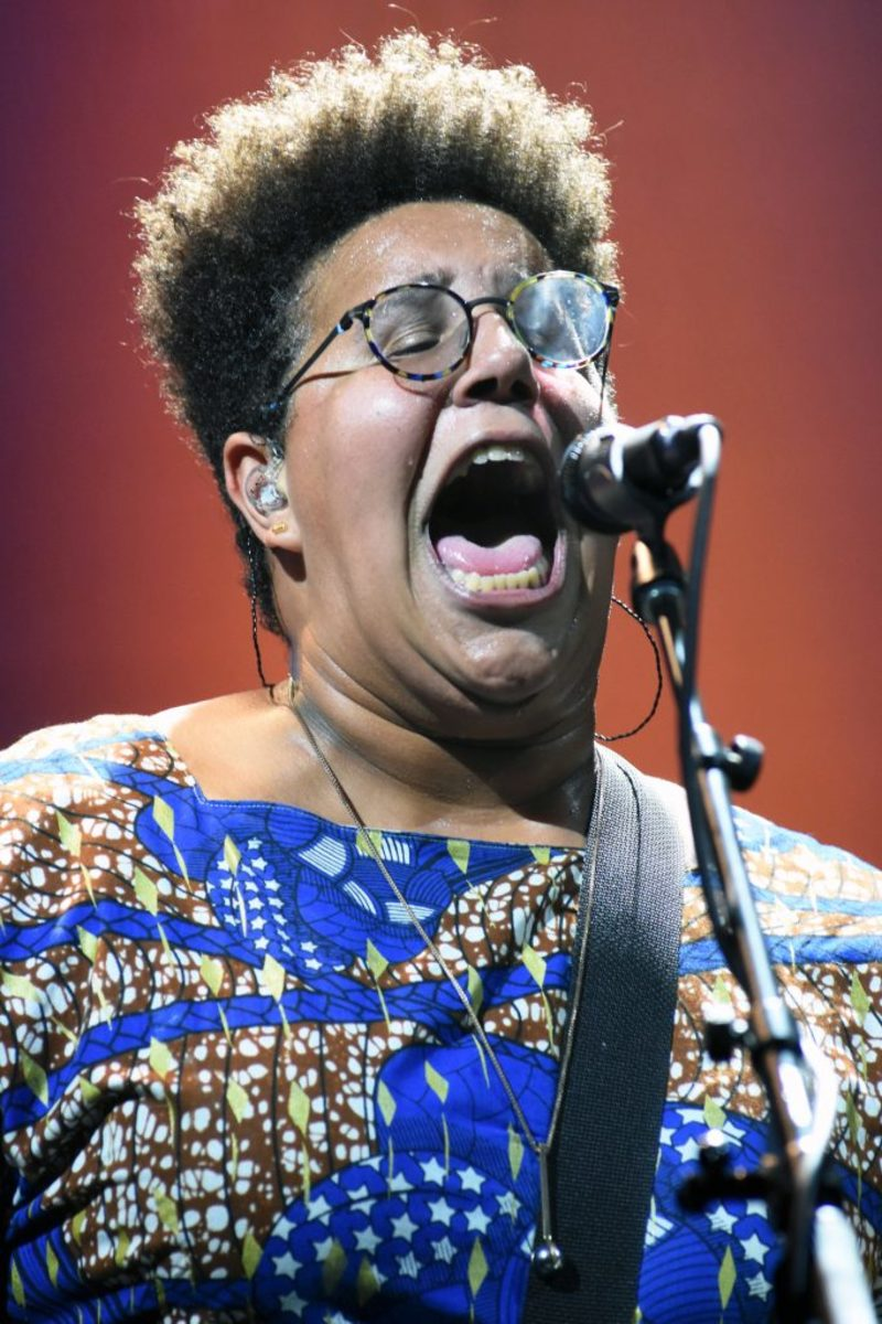 Brittany Howard (Photo by Chris M. Junior)