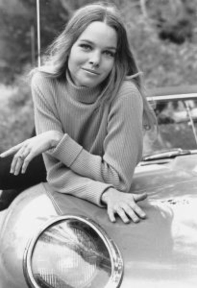 Michelle Phillips. All photos courtesy of publicity.