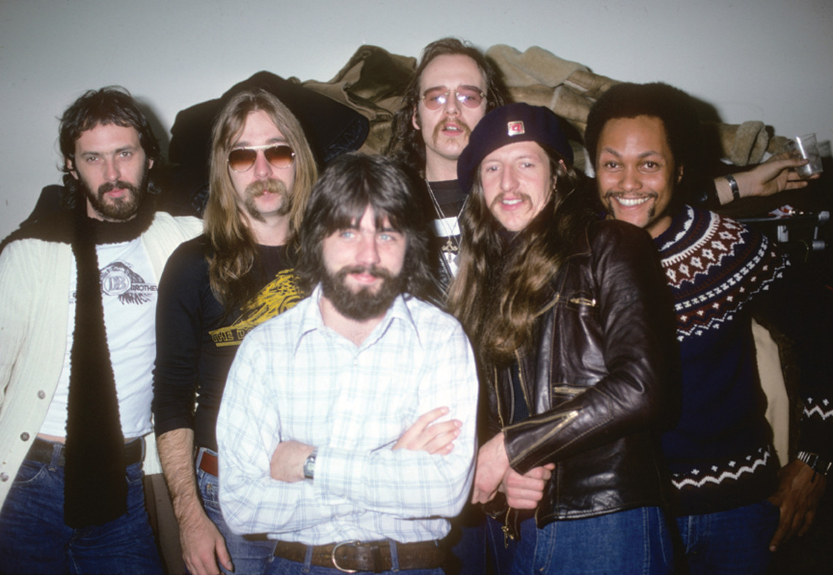 The DOOBIE BROTHERS (Photo by Richard E. Aaron/Redferns)